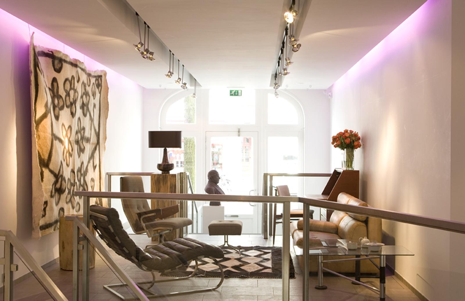 Vergaderlocatie amsterdam paul paternotte for Design appartement zwitserland
