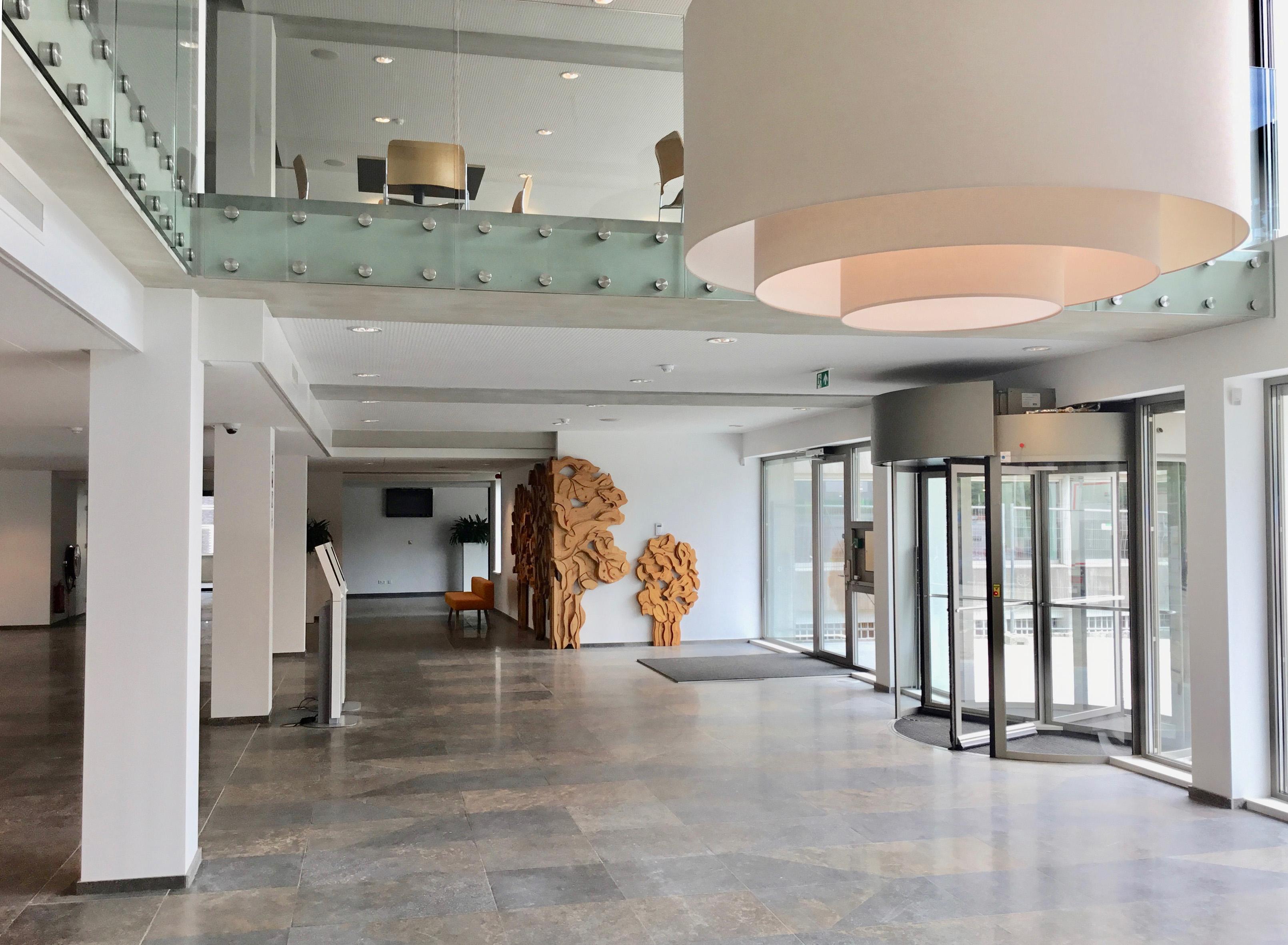 Gemeentehuis gooise meren bussum paul paternotte for Design appartement zwitserland